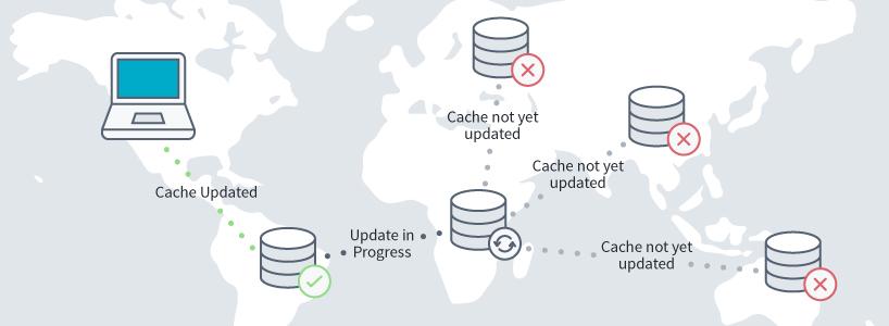 DNS Propagation and DNS Cache
