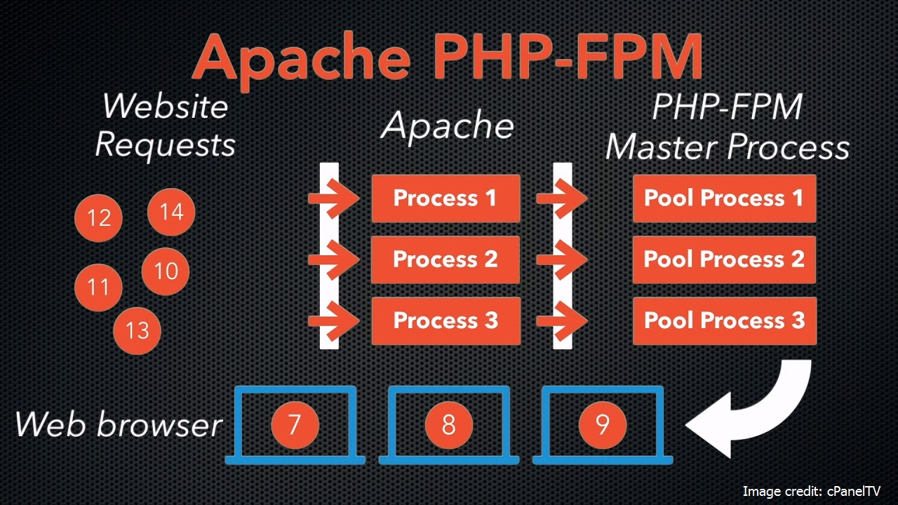 PHP-FPM for WordPress