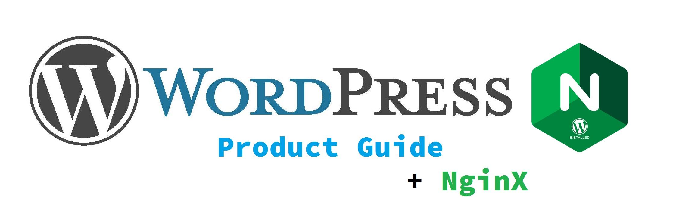 Product Guide – WordPress Hosting