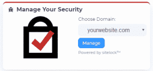 manage your security