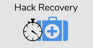 hack recovery