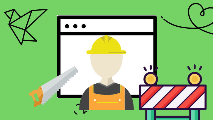 easy site building tools