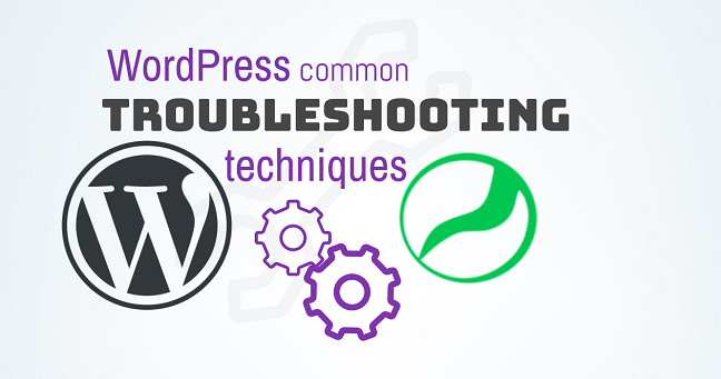 WordPress: Common Troubleshooting Techniques