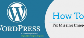 How to Fix Missing Images in WordPress